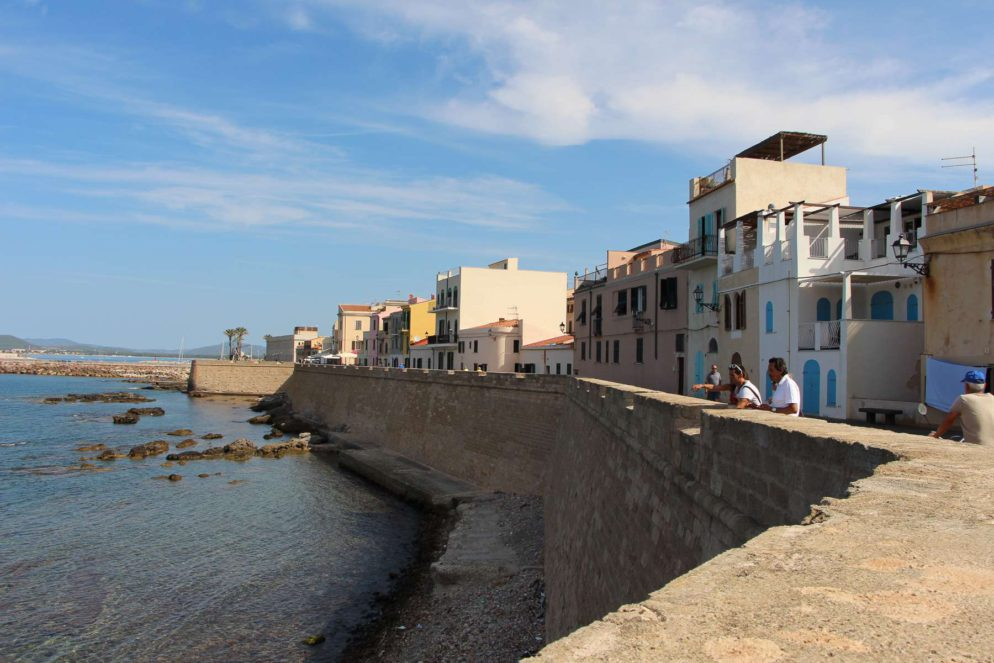 Alghero Offers Some Amazing Views