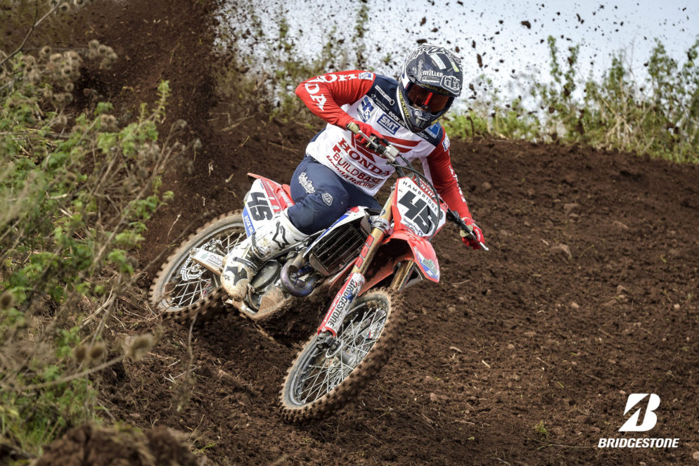 Jake Nicholls Honda Buildbase Action1