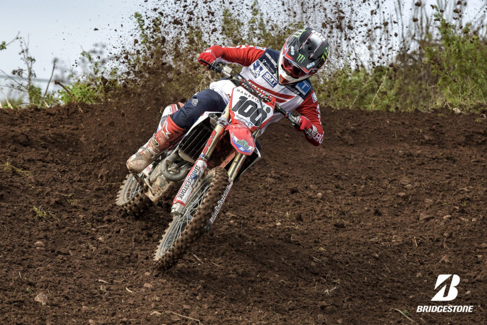 Tommy Searle Honda Buildbase Action2