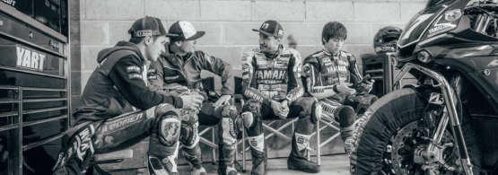 Yamaha YART - Meet the team of 2017