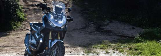 Sardinia on the Honda X-ADV