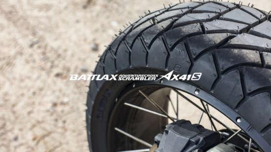 Battlax Adventurecross AX41S