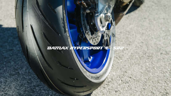 Battlax Hypersport S22