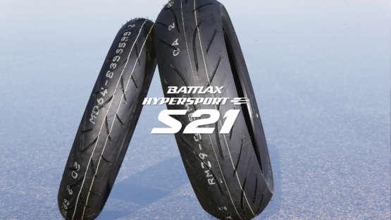 Battlax Hypersport S21