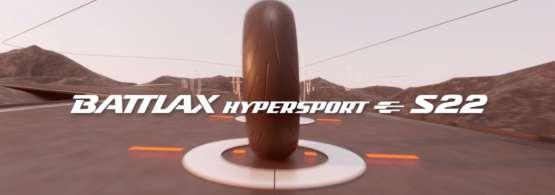 Battlax Hypersport S22 - 3D