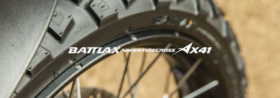 Battlax Adventurecross AX41