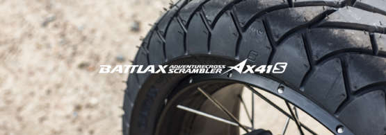 ​Battlax Adventurecross AX41S