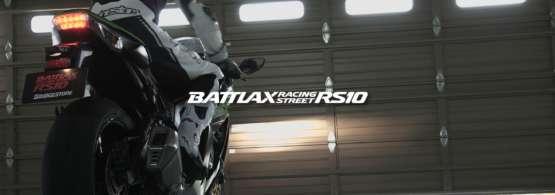 Battlax Racing Street RS10 Asphalt scorcher