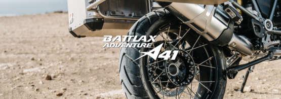Battlax Adventure A41