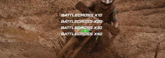 Battlecross range