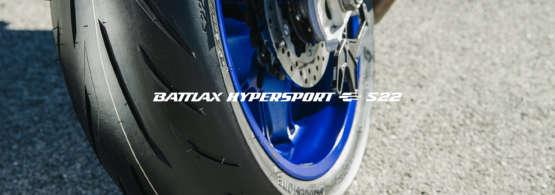 Battlax Hypersport S22