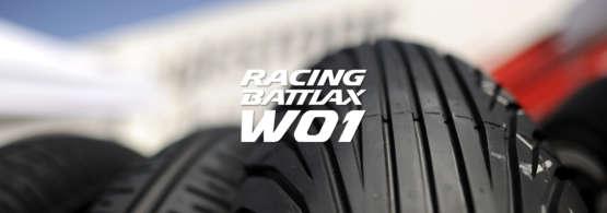 Racing Battlax W01