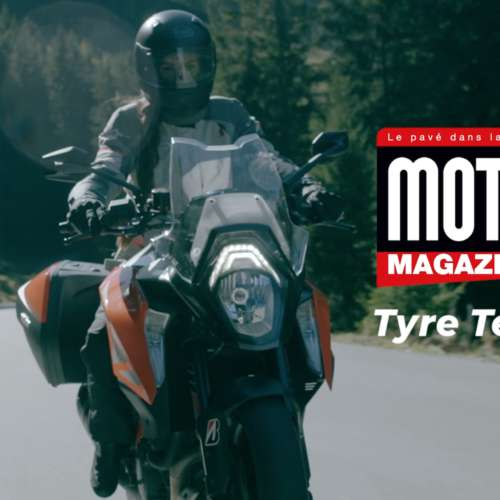 Press test Moto Magazine