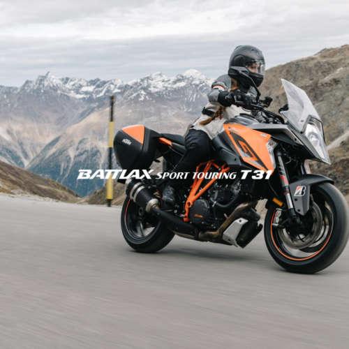 Battlax Sport Touring T31
