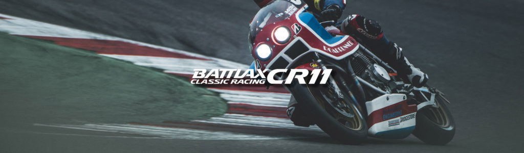 Battlax Classic Racing CR11