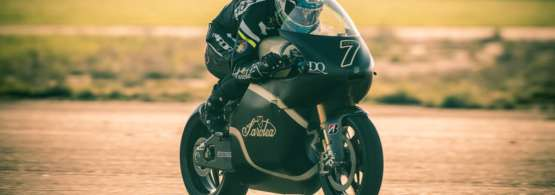Off-the-shelf tires and the Isle of Man TT