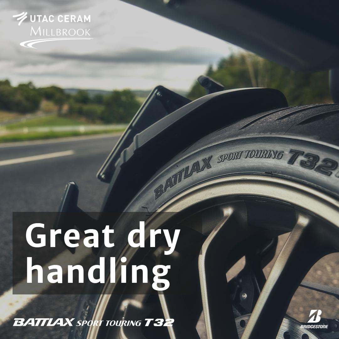 Battlax Sport Touring