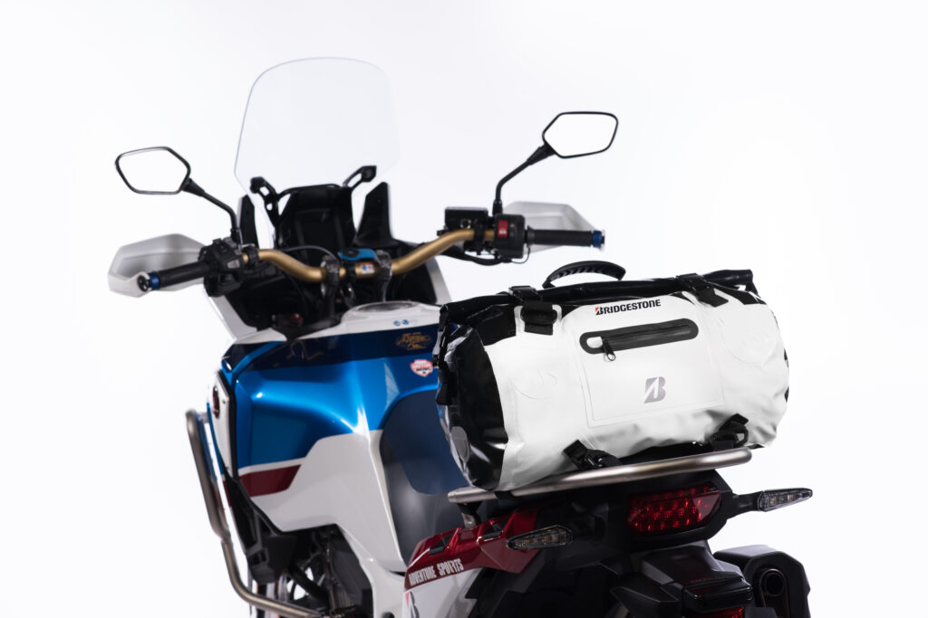 Motorcycle holidays baggage and packing